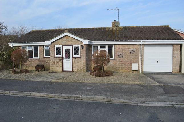 Thumbnail Detached bungalow for sale in Arden Close, Melksham