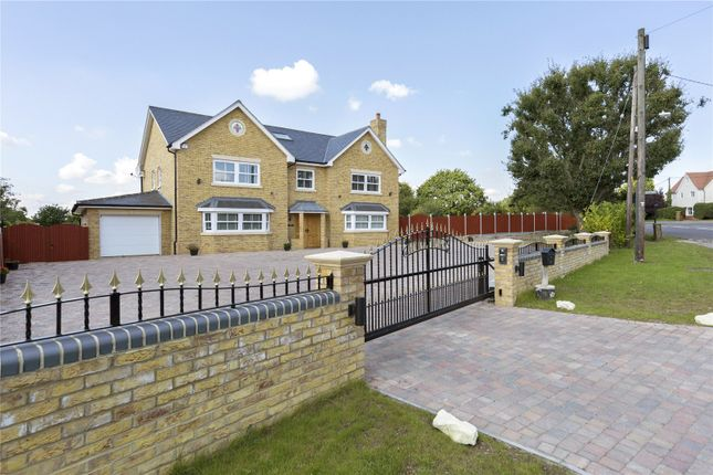 Thumbnail Detached house for sale in Southend Road, Howe Green