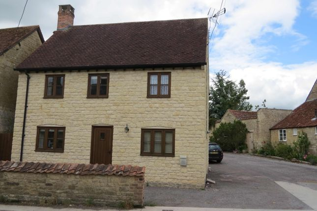 Thumbnail Detached house to rent in Burton Street, Marnhull, Sturminster Newton, Dorset