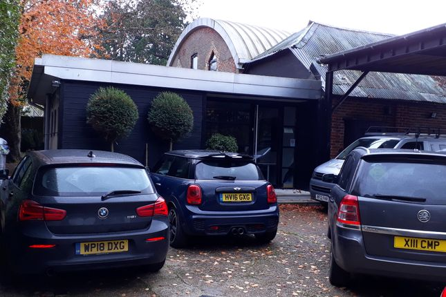 Thumbnail Office for sale in Blacksmith Lane, Chilworth