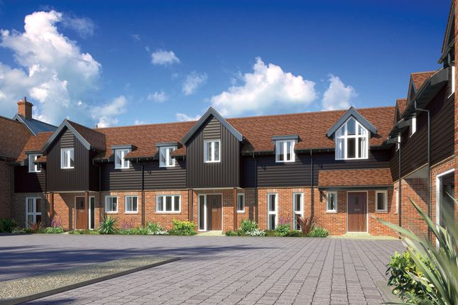 Thumbnail Terraced house for sale in Plot 7, Grove Road, Lymington, Hampshire