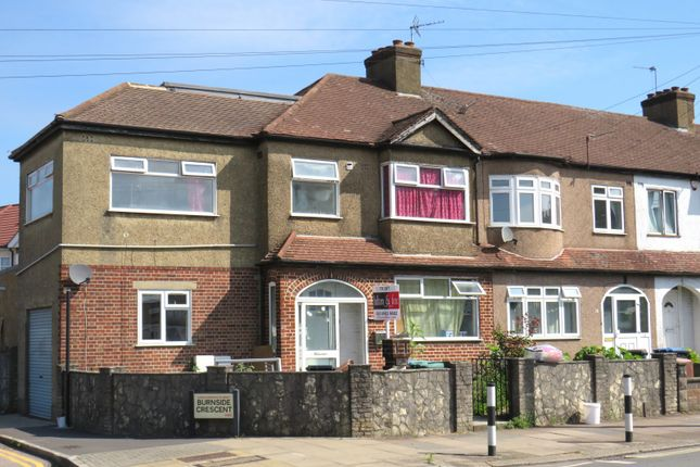 Thumbnail Terraced house to rent in Manor Farm Road, Wembley, Middlesex