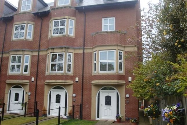 Thumbnail Town house to rent in St. Annes, Sunderland Road, South Shields