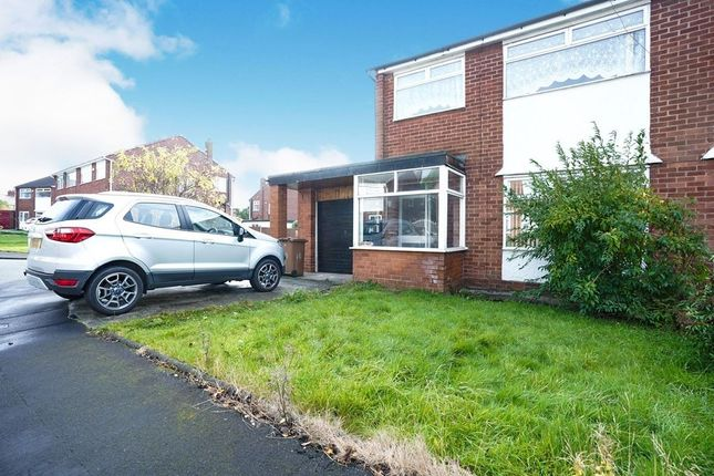 Thumbnail Semi-detached house to rent in Plumtree Close, Prescot
