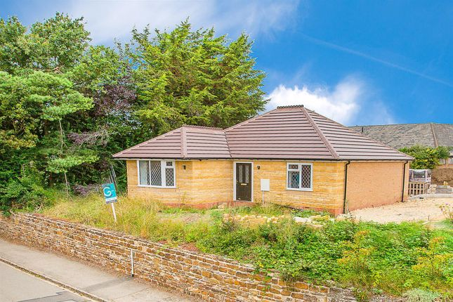 Detached bungalow for sale in Church View, Broughton, Kettering