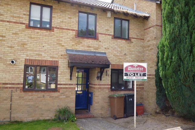 2 bed terraced house to rent in Sherwood Drive, Daventry
