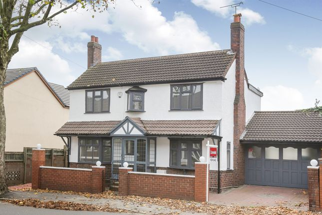 Thumbnail Detached house for sale in Somerford Place, Willenhall