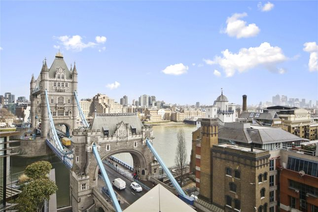 Thumbnail Flat for sale in Tudor House, One Tower Bridge, London