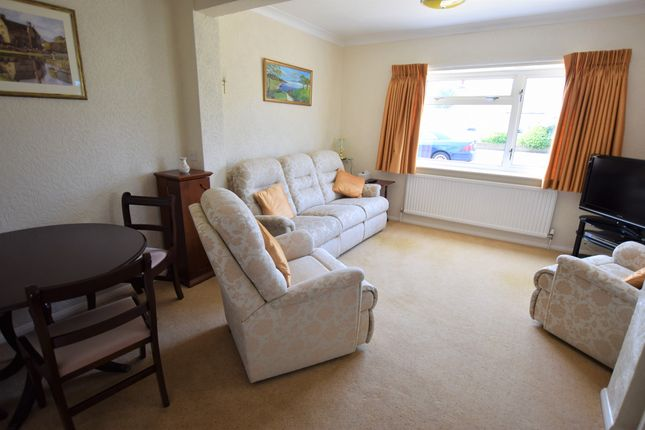 Lounge of Grenville Road, Pevensey Bay BN24