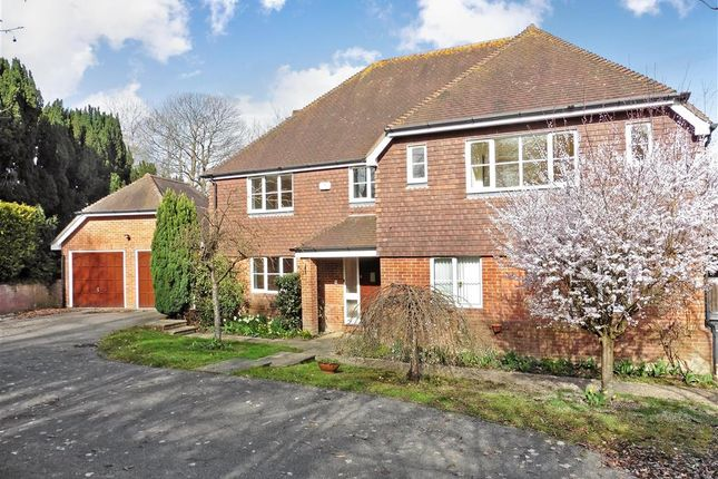 Thumbnail Detached house for sale in High Street, Maresfield, Uckfield, East Sussex