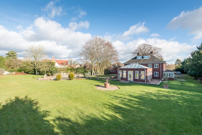 Thumbnail Detached house for sale in The Close, Kings Head Lane, North Lopham, Diss