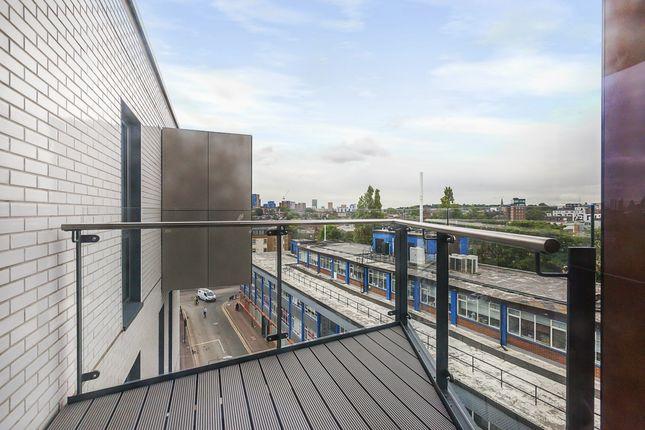 Balcony of Norman Road, London SE10