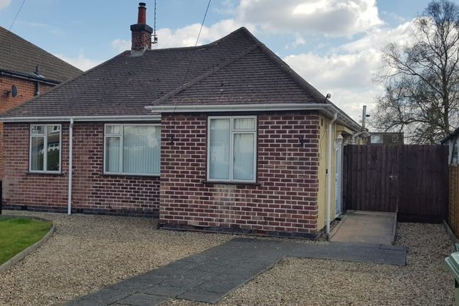 3 bed bungalow to rent in Branting Hill Avenue, Glenfield LE3