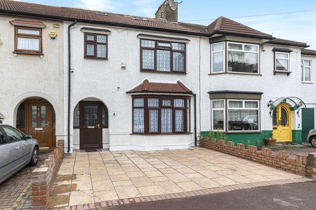 Thumbnail Terraced house for sale in Sandown Avenue, Dagenham