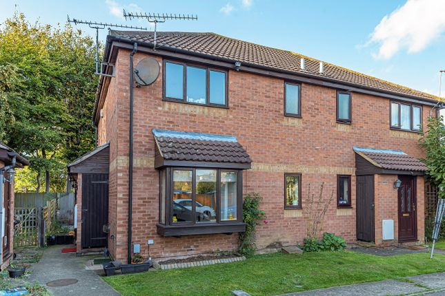 Thumbnail Property for sale in Hilldene Close, Flitwick