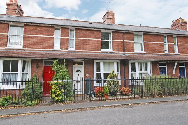 2 bed terraced house for sale in Denver Road, Topsham, Exeter
