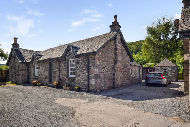 Thumbnail Cottage for sale in Garryside, Blair Atholl, Pitlochry
