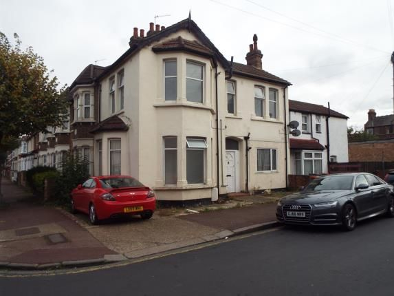 Thumbnail Flat for sale in Colchester Avenue, London