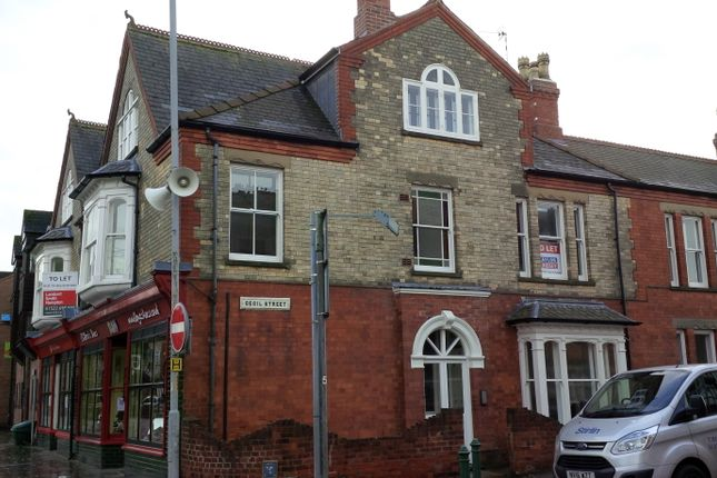 Thumbnail Flat to rent in Cecil Street, Lincoln