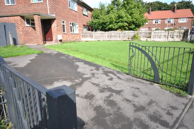 Driveway of Langdale Drive, Worsley Manchester M28