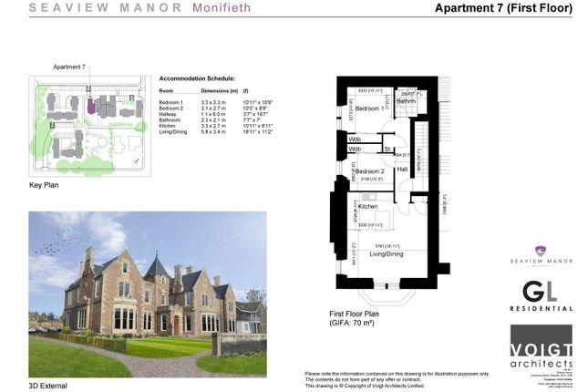 Apartment 7 Dimensions