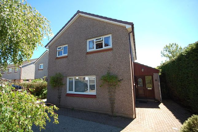 Thumbnail Detached house to rent in Farepark Gardens, Westhill, Aberdeen, Aberdeenshire