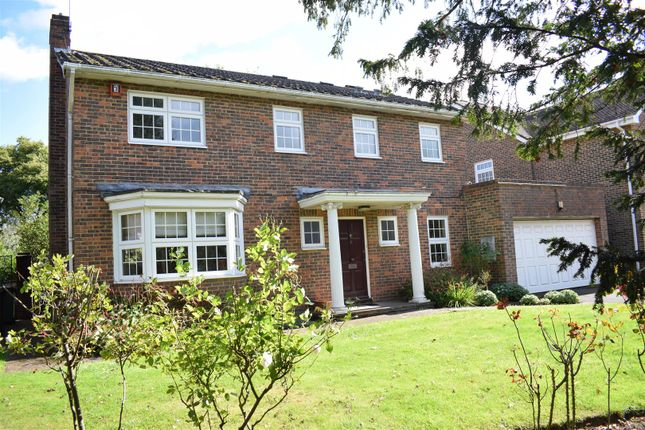 Thumbnail Detached house for sale in Chantry Close, Ashtead