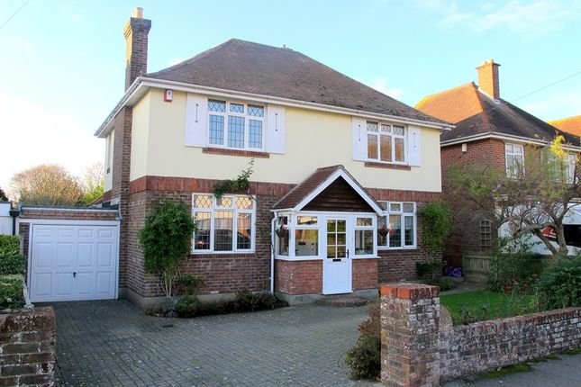 Thumbnail Detached house for sale in Milvil Road, Lee-On-The-Solent