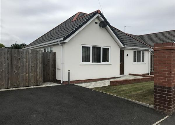 Thumbnail Bungalow to rent in Mackets Lane, Hunts Cross, Liverpool
