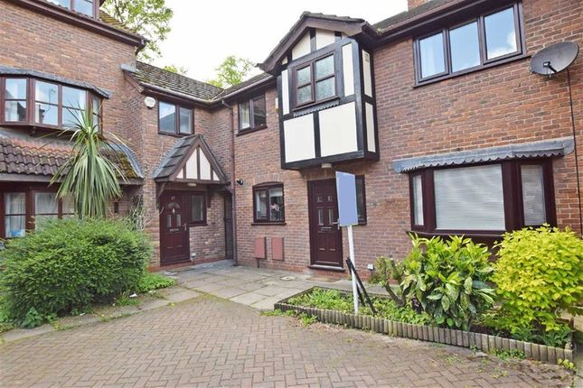 Thumbnail Town house to rent in Blackburn Gardens, Didsbury, Manchester, Greater Manchester