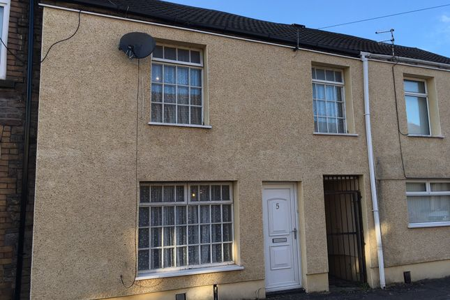 Thumbnail Terraced house to rent in Crythan Road, Neath