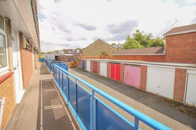Garage Block of Abingdon Court, Blaydon-On-Tyne NE21
