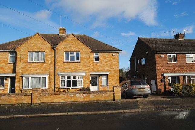 Thumbnail Semi-detached house for sale in Hillary Road, Rushden