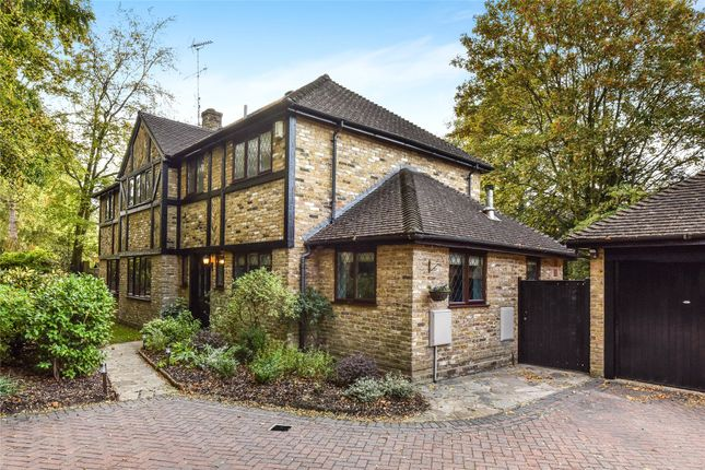 Thumbnail Detached house for sale in Alcot Close, Crowthorne, Berkshire