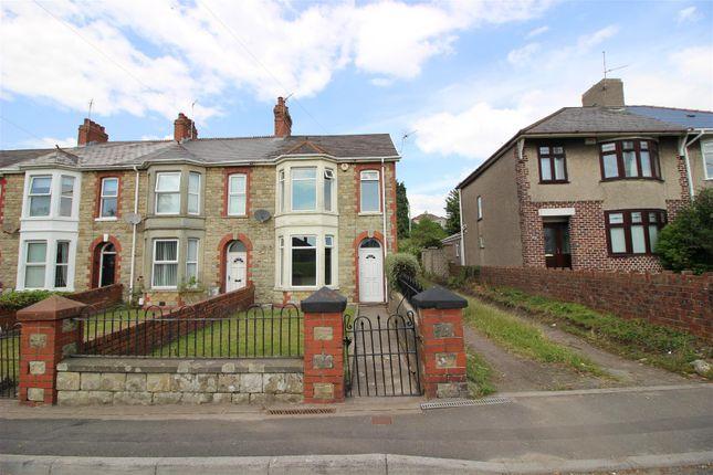 3 bed end terrace house to rent in Litchard Terrace, Bridgend CF31