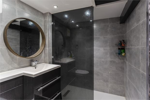 Shower Room of Cumberland Road, Acton, London W3