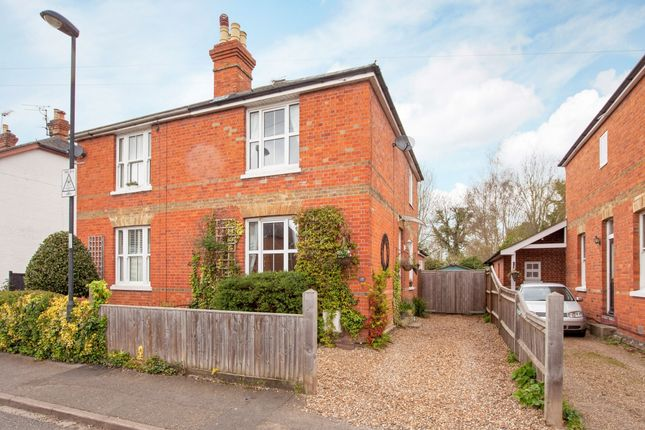 Thumbnail Cottage to rent in Summerleaze Road, Maidenhead