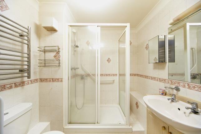 Shower Room of Asprey Court, Stafford Road, Caterham, Surrey CR3