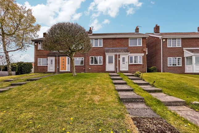 2 bed terraced house for sale in Hedley Terrace, South Hetton, Durham DH6