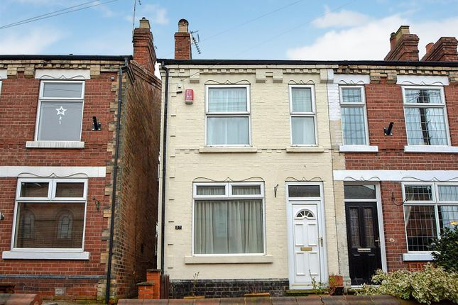 Thumbnail Semi-detached house for sale in Lodge Mews, Lodge Street, Draycott, Derby
