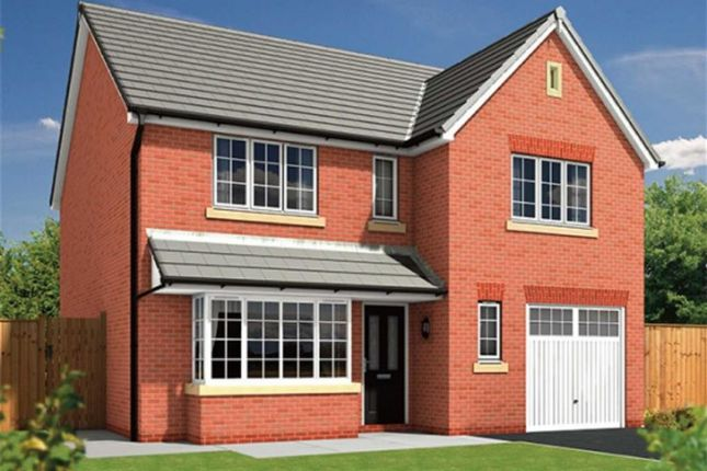 Thumbnail Detached house for sale in Garstang Road, Barton, Preston