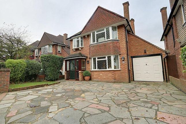 Thumbnail Detached house for sale in Breakspear Road South, Ickenham