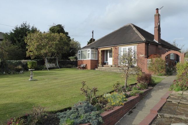 Thumbnail Detached bungalow for sale in Shill Bank Lane, Mirfield