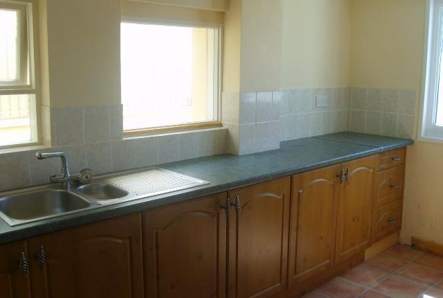 Thumbnail Terraced house to rent in Vicary Crescent, Milford Haven