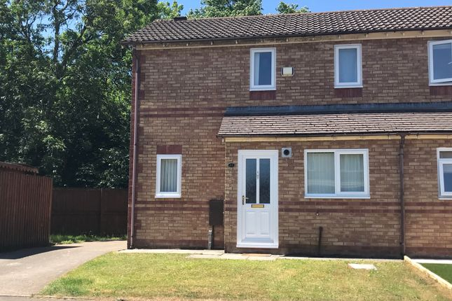 Thumbnail Property to rent in Viburnum Rise, Chandlers Reach, Llantwit Fadre