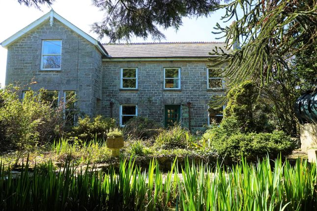 Thumbnail Detached house for sale in Tolgullow, Redruth