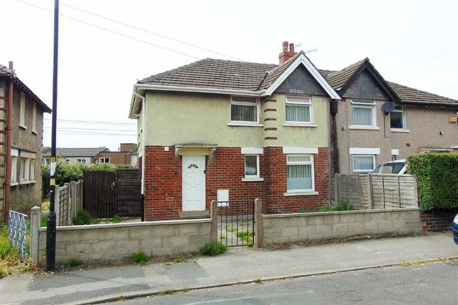 Thumbnail Semi-detached house for sale in Granville Road, Lancaster