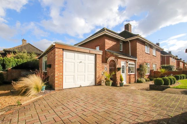 Thumbnail End terrace house to rent in Nasmith Road, Norwich