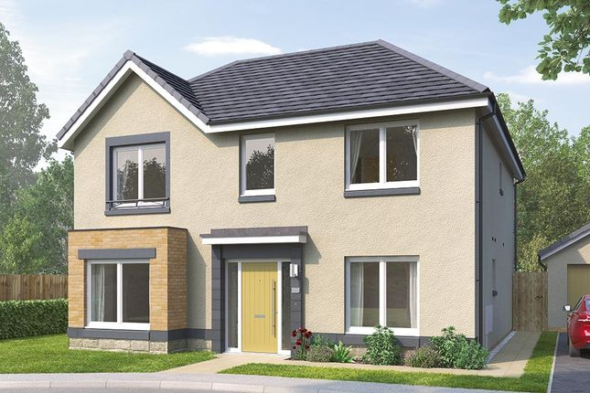 "Thumbnail Detached house for sale in ""The Pendlebury"" at Brora Crescent, Hamilton"