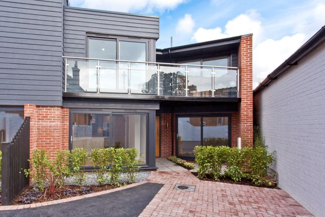 Thumbnail Semi-detached house for sale in Parkstone Avenue, Lower Parkstone, Poole